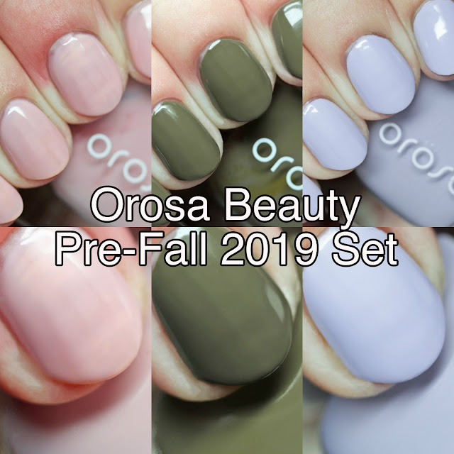 Orosa Beauty Pre-Fall 2019 Set