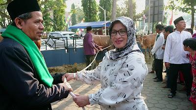 Perayaan Idul Adha di Kabupaten pekalongan