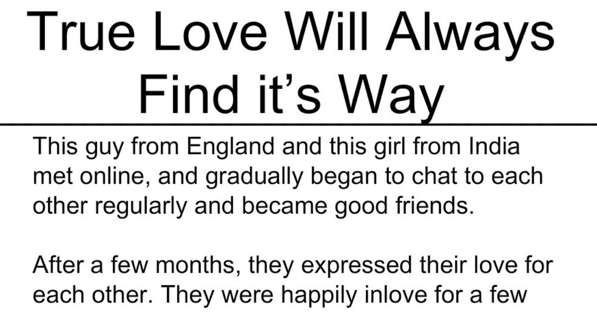 Love will always find a way necklace