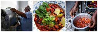 Golden Rule Curried Okra Stew Recipe