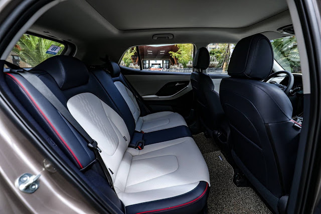 Novo Hyundai Creta 2021 - interior