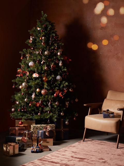 Новости дизайна. Рождественские украшения на 2019 год от John Lewis