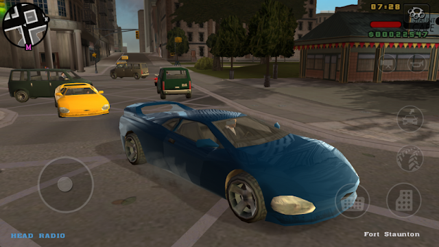 Download GTA Liberty City Stories Apk + Mod + Data for Android