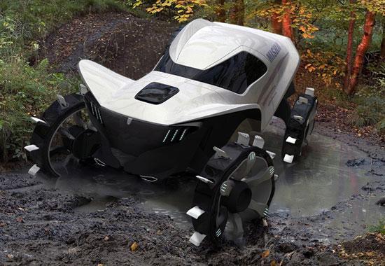 Misha all-terrain vehicle by Alekseev Andrey