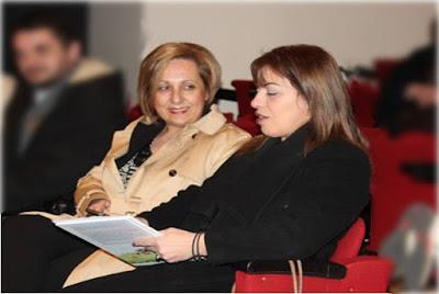 Ευχαριστήριο της Δημαρχου Σουλίου στην Μαρίνα Μπέση