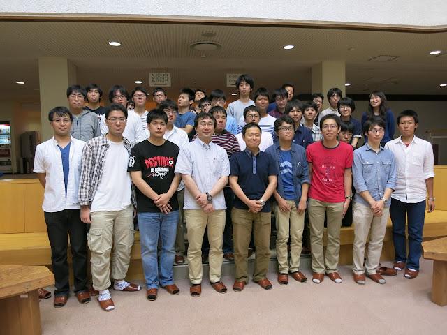 最後に日本大学 軽井沢研修所で記念撮影です。