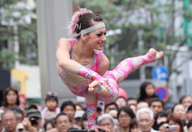 Daidogei World Cup in Shizuoka (Street Performance)