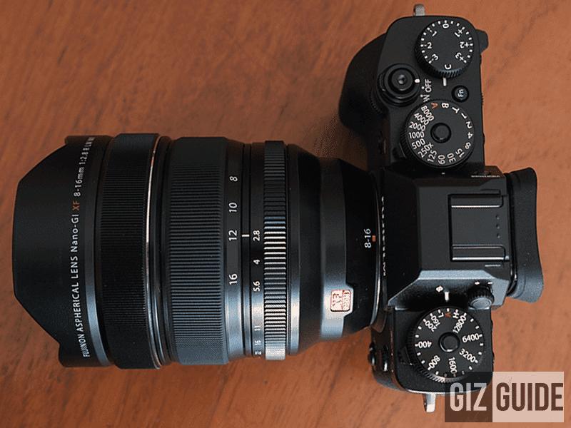 Meet Fujinon XF8-16 f/2.8 R LM WR Lens - Fujifilm's ultra-wide zoom!