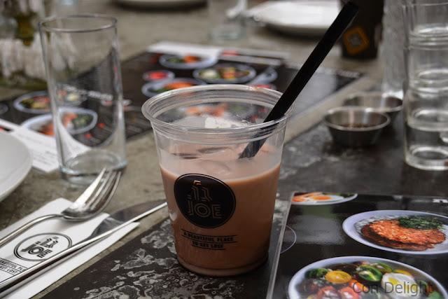 תפריט קיץ 2017 קפה ג'ו Summer menu