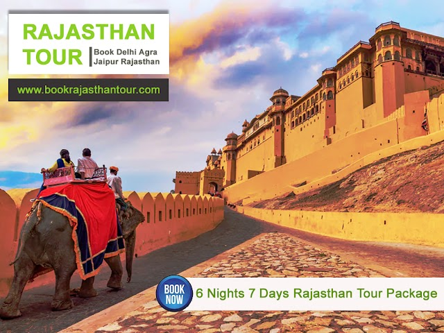 6 Nights 7 Days Rajasthan Tour Package | Rajasthan tour for 7 days
