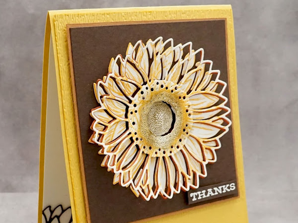 NEW VIDEO: Celebrate Sunflowers | Paper Piecing Press n Seal Technique #pppst