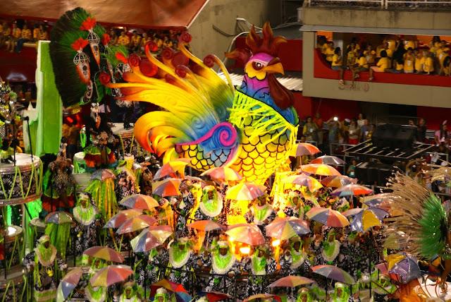 Best celebration of Rio Carnival princess