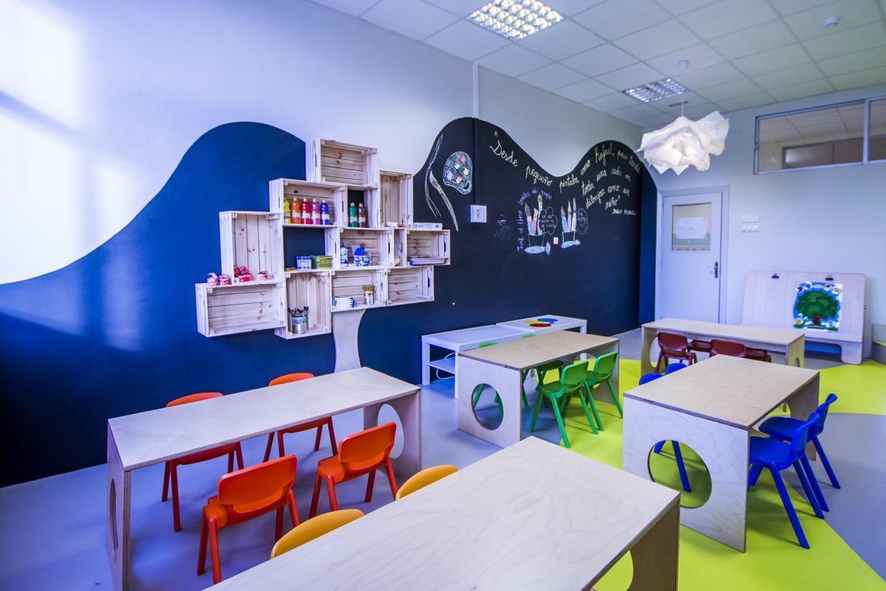 El blog de singladura dise ando espacios maestros for Decoracion de espacios de aprendizaje