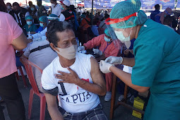 Joy Adriaansz Ungkap Upaya Pemkot Ambon Tingkatkan Vaksinasi Covid-19