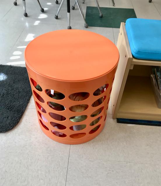 Otto storage stool