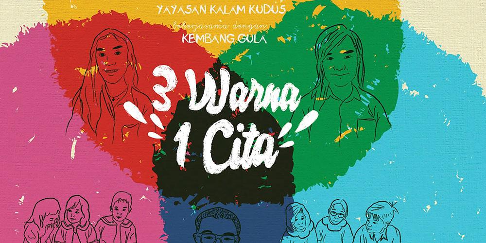 3 Warna 1 Cita: Film Produksi SKKK Surakarta Bekerjasama dengan Kembang Gula