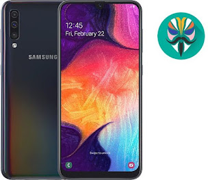 طريقة عمل روت لجهاز Galaxy A50 SM-A505F اصدار 9.0