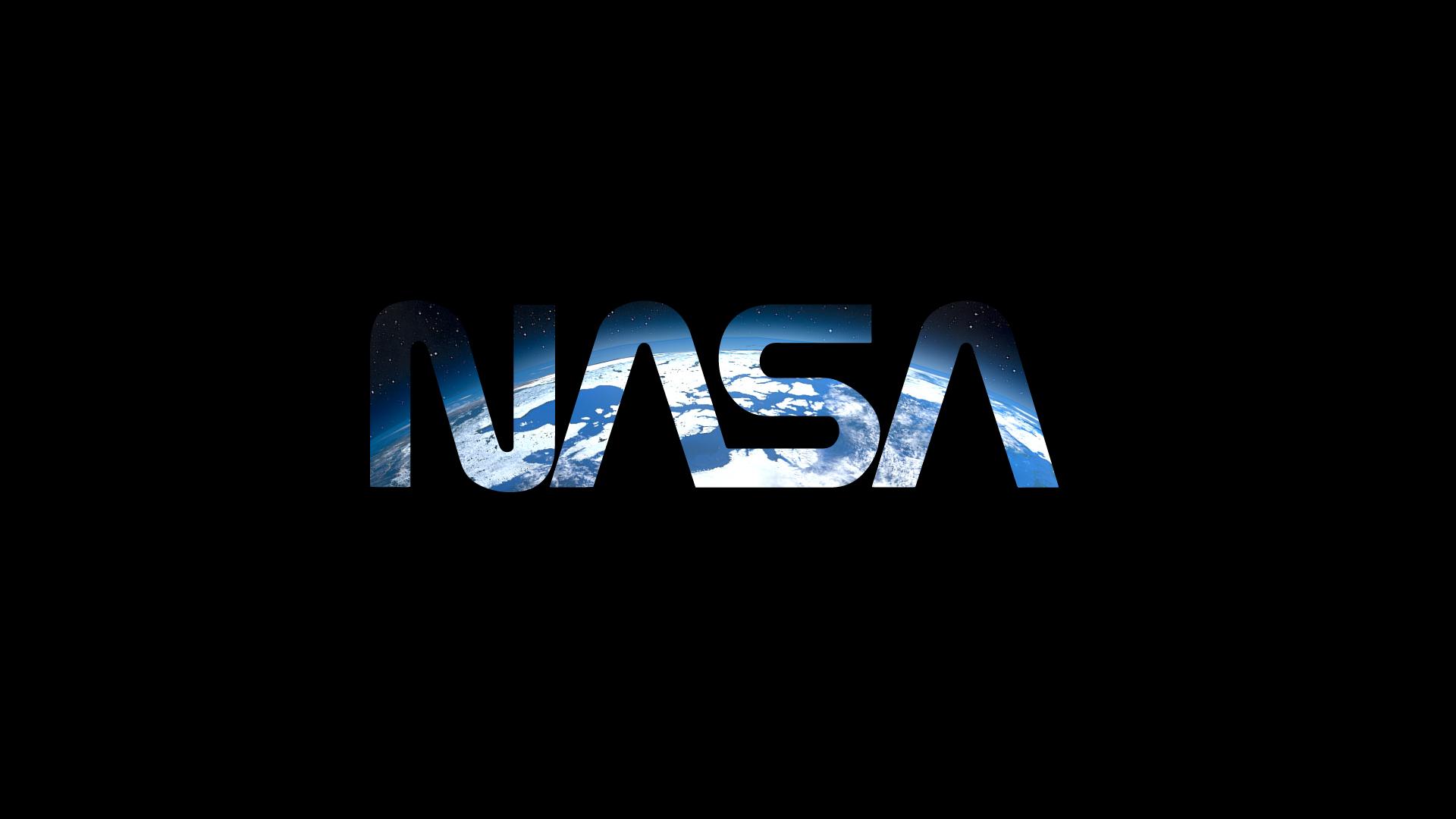 NASA BLACK WALLPAPER HD