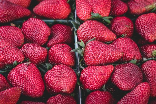 Strawberry Dessert | Passover Dish | Kosher Diet Food Recipe