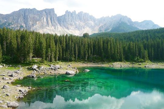 Karersee, South Tyrol
