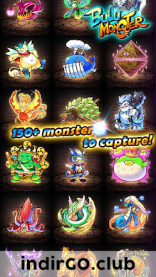 bulu monster hile apk