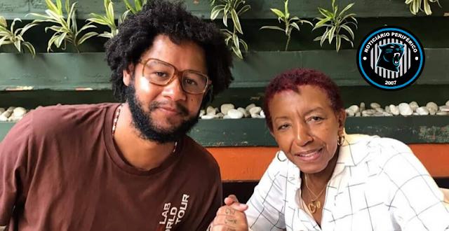 Leci Brandão convida Emicida para ser conselheiro de seu mandato