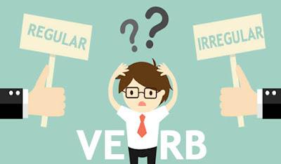 Perbedaan Regular Verb dan Irregular Verbs
