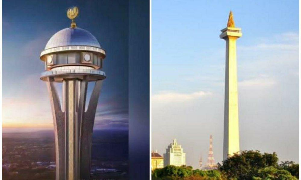 Bakal Kalahkan Tinggi Monas, Segini Perkiraan Biaya Pembangunan Tower Penajam