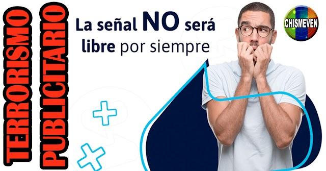 Es SIMPLE   En Venezuela te amenazan si no adquieres un plan de TV por Cable