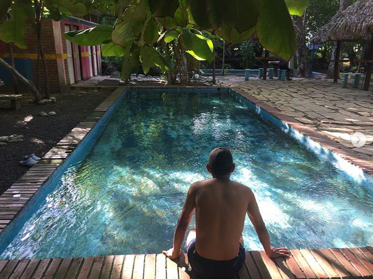 Hot Springs in Las Salinas de Nahualapa