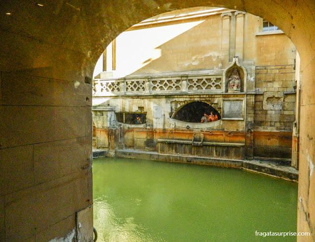Banho do Rei, piscina nas Termas de Bath