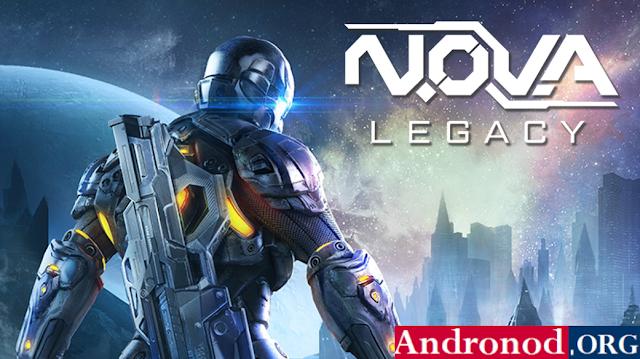 N.O.V.A Legacy v5.1.3 Mod Apk Offline For Android