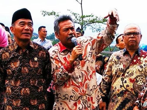 Kunjungan Kemendikbud di Bandung