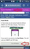 How to see photos on free mode on Facebook via FB Lite