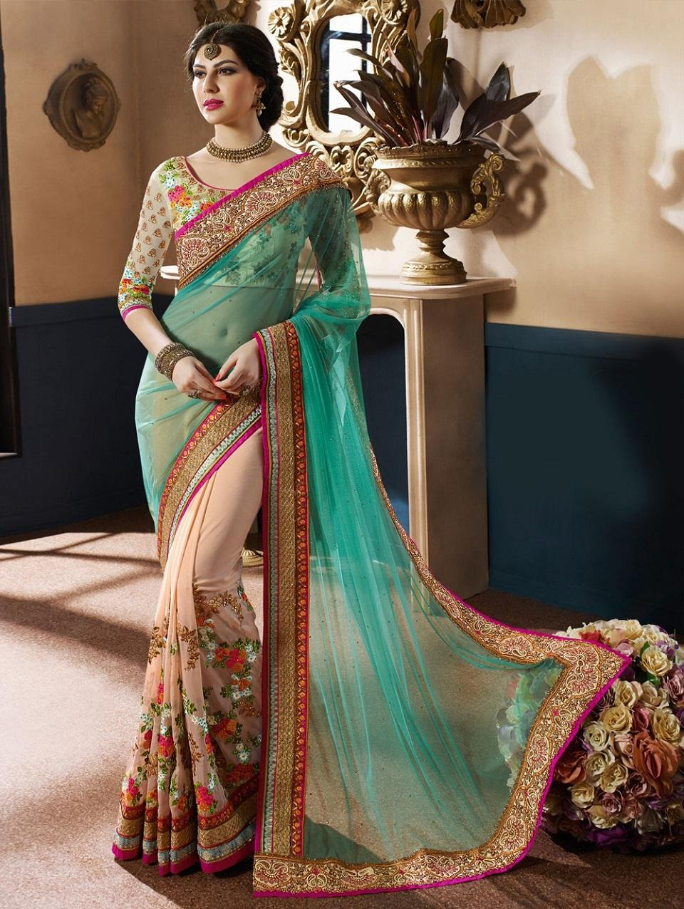 indian saree for female