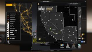 ats yandex navigator screenshots 2