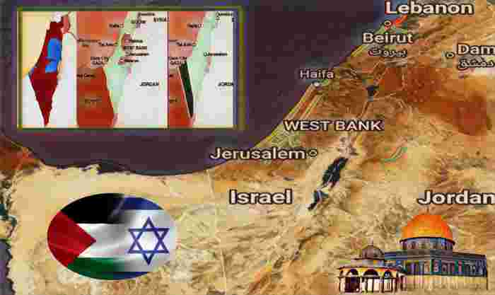 Arab-Israeli Palestine Dispute