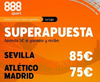 888sport superapuesta Sevilla vs Atletico 4-4-2021
