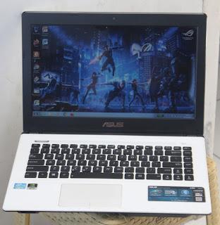 Jual Laptop Asus A45V Core i3 Double VGA Bekas Banyuwangi