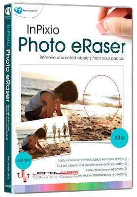 InPixio Photo eRaser - Las tijeras digitales para conseguir fotos perfectas !!