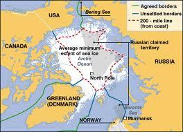 actividad militar del Reino Unido en el Ártico
