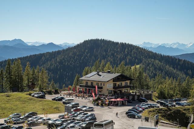 5-Hüttenweg und Jungfrauensteig  Wandern in Ramsau am Dachstein 09