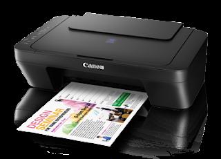 Canon Pixma E410 Driver Download