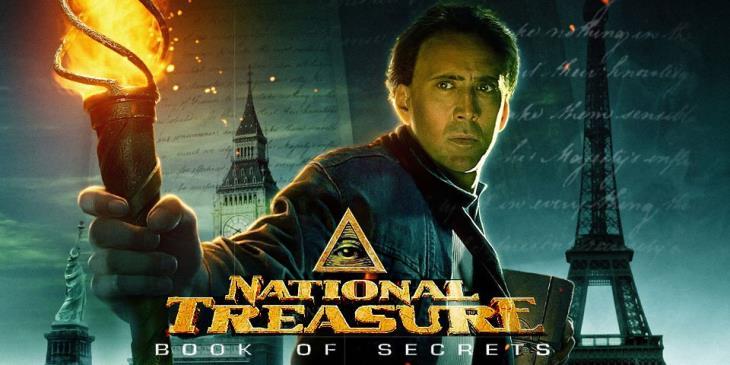 Kho Báu Quốc Gia: Cuốn Sách Tối Mật - National Treasure: Book of Secrets (2007)