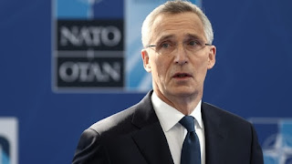 There's no new conflict with China said NATO Secretary General Jens Stoltenberg