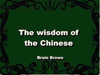 The wisdom of the Chinese