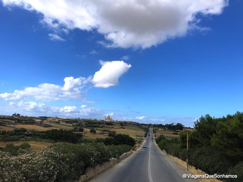O conhecer em Gozo