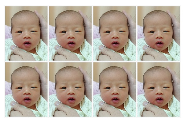 Twins N & C: 0M8D 新生兒 報戶口 & 健保卡
