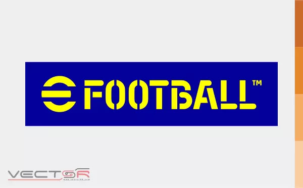 eFootball (2021) Secondary Logo - Download Vector File AI (Adobe Illustrator)