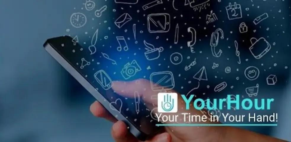 هل تشعر بأنك أصبحت أكثر فأكثر مدمنًا على الهاتف الذكي وغير قادر على البقاء مركزًا؟ YourHour تطبيقًا يساعدك في إدارة وقت هاتفك وبعض الميزات الرائعة الأخرى